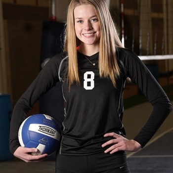 bridget fenner's volleyball profile  connectvolleyball